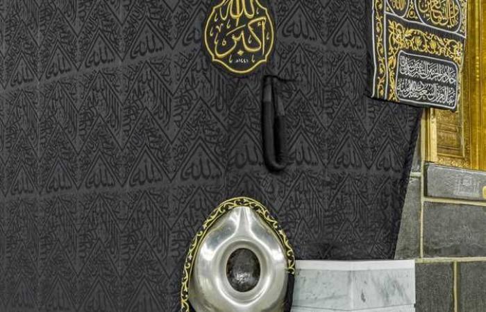 #المصري اليوم -#اخبار العالم - شاهد لأول مرة.. صور للحجر الأسود بالكعبة تلتقط بجودة عالية موجز نيوز