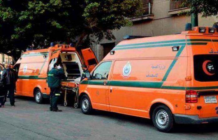 الوفد -الحوادث - مصرع 4 عمال وإصابة تجار في حريق مخبز بدار السلام موجز نيوز