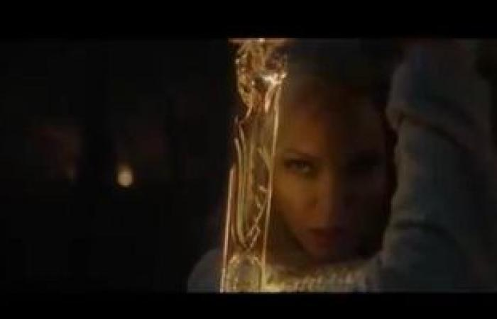 #اليوم السابع - #فن - الملامح الأولى لفيلم مارفل الجديد Eternals بطولة أنجلينا جولى وكيت هارينجتون