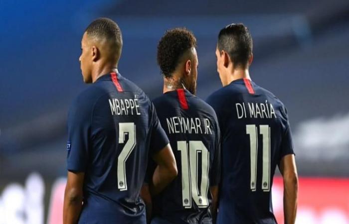 رياضة عالمية الاثنين نيمار ومبابي على رأس القائمة.. باريس يحشد القوة الضاربة لمواجهة سيتي