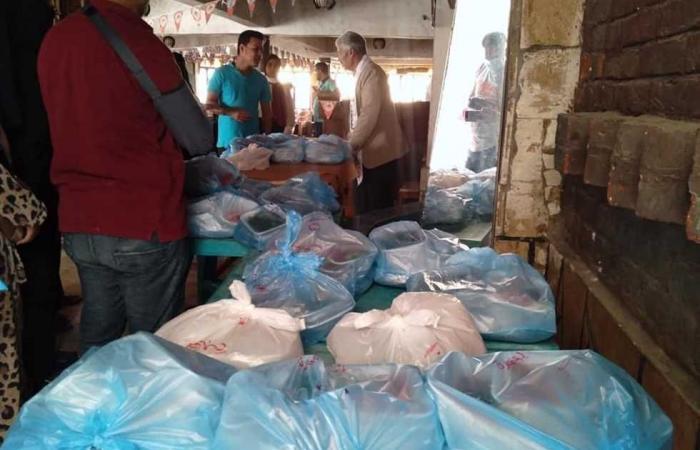 #المصري اليوم -#حوادث - ضبط 2 طن مواد غذائية منتهية الصلاحية بالقاهرة موجز نيوز