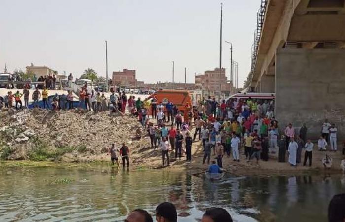 اخبار السياسه أزمة نفسية سبب انتحار شاب «غرقا» في ترعة الإسماعيلية