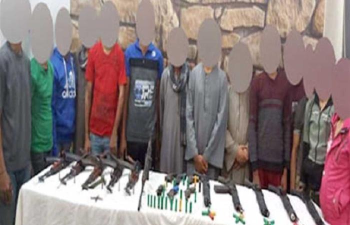 #المصري اليوم -#حوادث - الداخلية تضبط 26 قطعة سلاح ناري و103 قضايا مخدرات خلال 24 ساعة موجز نيوز