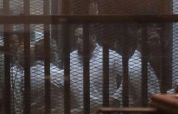 """#اليوم السابع - #حوادث - زى النهارده.. الجنايات تحجز إعادة محاكمة 5 متهمين بـ""""عنف العياط"""" للحكم"""