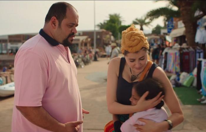 #اليوم السابع - #فن - لعبة نيوتن الحلقة 21.. محمد ممدوح يسافر مع عائشة بن أحمد إلى دهب ويغمى عليها