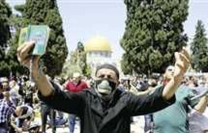 #المصري اليوم -#اخبار العالم - جماعات متطرفة تدعو لاقتحام الأقصى.. لماذا تشتعل المصادمات في 10 مايو؟ (صور) موجز نيوز