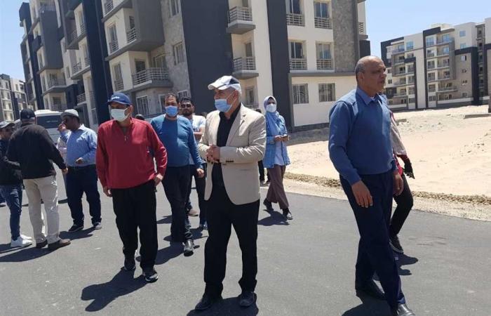 المصري اليوم - اخبار مصر- مسؤولو «الإسكان» يتفقدون الوحدات السكنية والفيلات والمشروعات الخدمية بالمنصورة الجديدة موجز نيوز