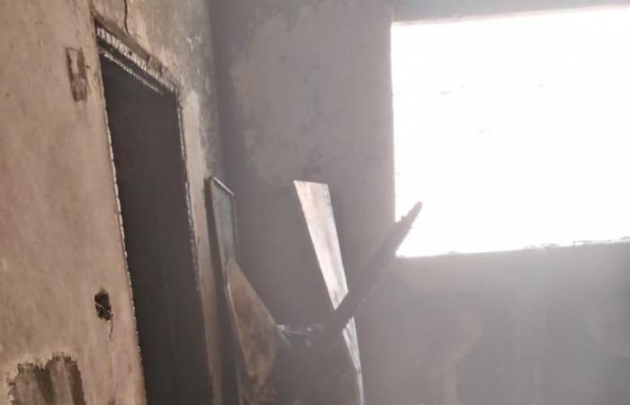 #اليوم السابع - #حوادث - السيطرة على حريق شقة فى طوخ بالقليوبية دون خسائر بالأرواح.. صور