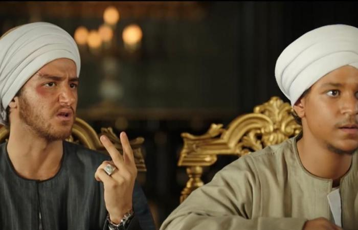 #اليوم السابع - #فن - نسل الأغراب الحلقة 22.. حمزة يصفع أخيه سليم على وجهه والأخير يرفع عليه السلاح
