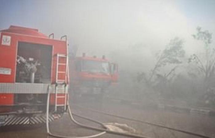 #اليوم السابع - #حوادث - السيطرة على حريق محدود ببعض المخلفات فى الزمالك