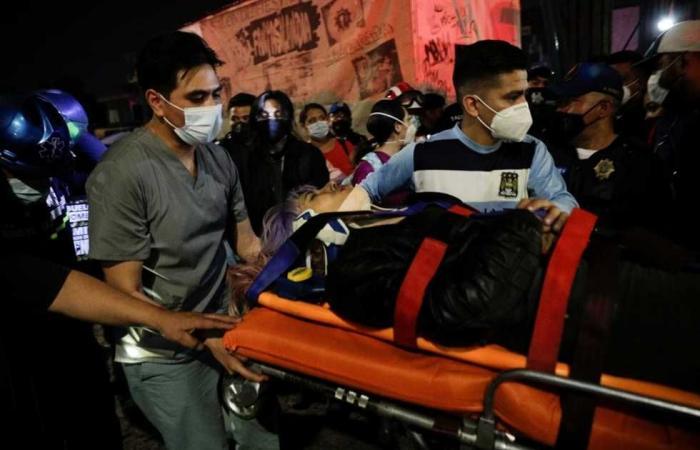 #المصري اليوم -#اخبار العالم - مقتل وإصابة 83 في انهيار جسر علوي لمترو العاصمة المكسيكية موجز نيوز