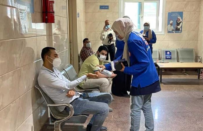 المصري اليوم - اخبار مصر- محافظ كفر الشيخ يشيد بقطاع الصحة في تعامله مع كورونا موجز نيوز