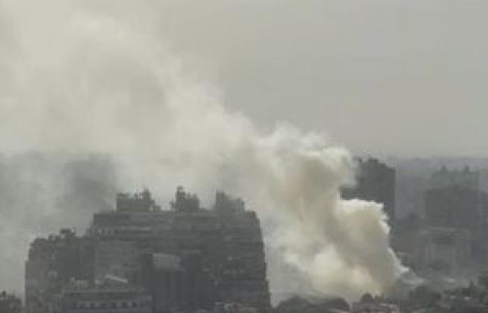 #اليوم السابع - #حوادث - السيطرة على حريق مخلفات على كورنيش النيل بمنطقة الزمالك دون إصابات