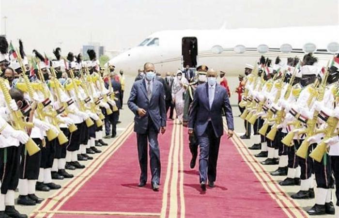 المصري اليوم - اخبار مصر- مبعوث أمريكى يبدأ جولة تشمل مصر وإثيوبيا والسودان لبحث أزمة سد النهضة موجز نيوز