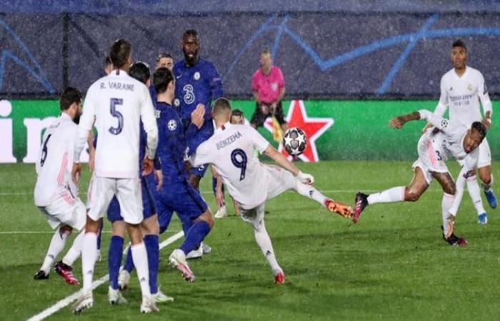 رياضة عالمية الأربعاء نصف نهائي الأبطال.. التشكيل المتوقع لمعركة تشيلسي وريال مدريد