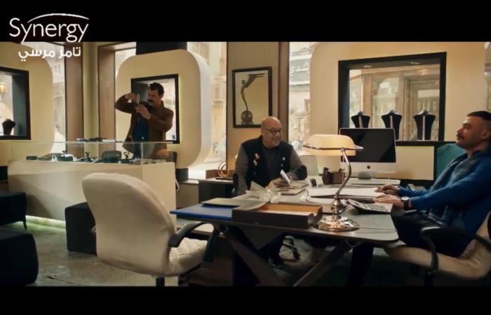 #اليوم السابع - #فن - مسلسل النمر الحلقة 22.. هنا الزاهد تعلن عداوتها لمحمد إمام