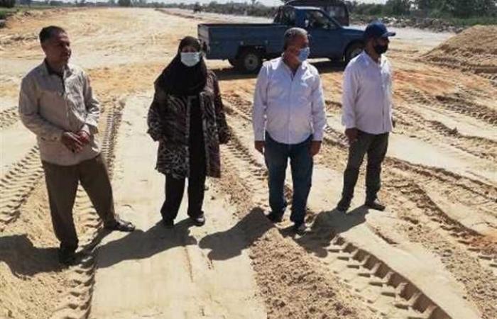 المصري اليوم - اخبار مصر- محافظ الشرقية يتابع تنفيذ 45 مشروعا في قطاع الطرق بتكلفة 107 مليار جنيه موجز نيوز