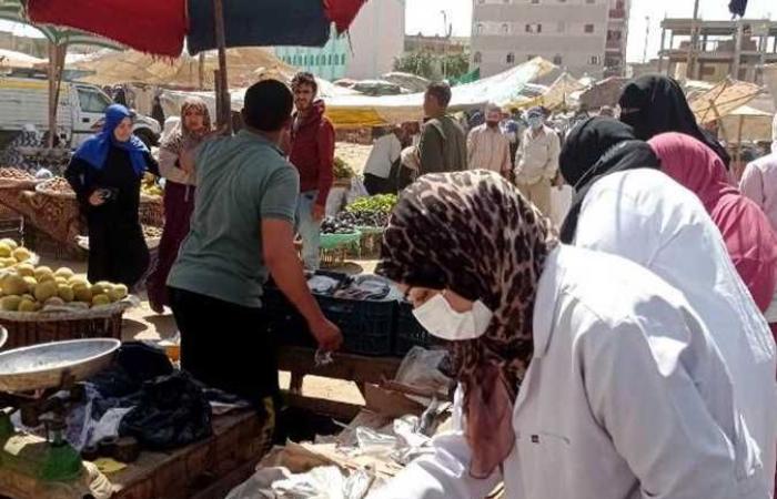 #المصري اليوم -#حوادث - ضبط لحوم وأسماك غير صالحة وتحرير 15 محضر في حملات رقابية بالشرقية (صور) موجز نيوز