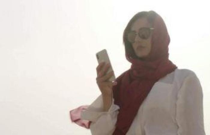 #اليوم السابع - #فن - اللهم انك عفو تحب العفو .. حلا شيحة تشارك جمهورها دعاء ليلة القدر