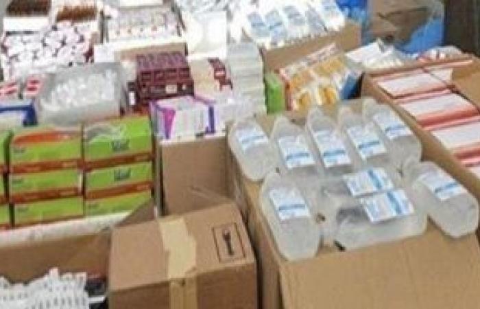 #اليوم السابع - #حوادث - حبس مالك شركة ضبط بحوزته 15 ألف قطعة مستلزمات طبية مجهولة فى القاهرة