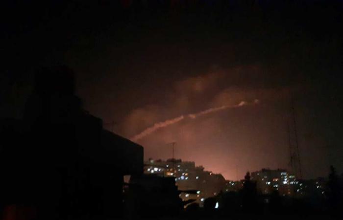 #المصري اليوم -#اخبار العالم - الدفاعات السورية تعترض هجومًا إسرائيليًا قرب اللاذقية موجز نيوز