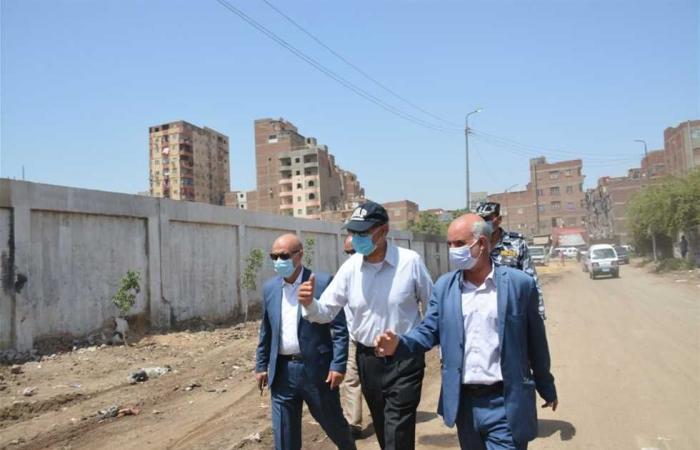 المصري اليوم - اخبار مصر- محافظ القليوبية يكلف بإزالة الإشغالات والمواقف العشوائية بكفر الجزار موجز نيوز