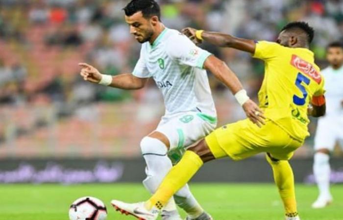 الوفد رياضة - أهلي جدة يتعادل مع التعاون في الشوط الأول من الدوري السعودي موجز نيوز