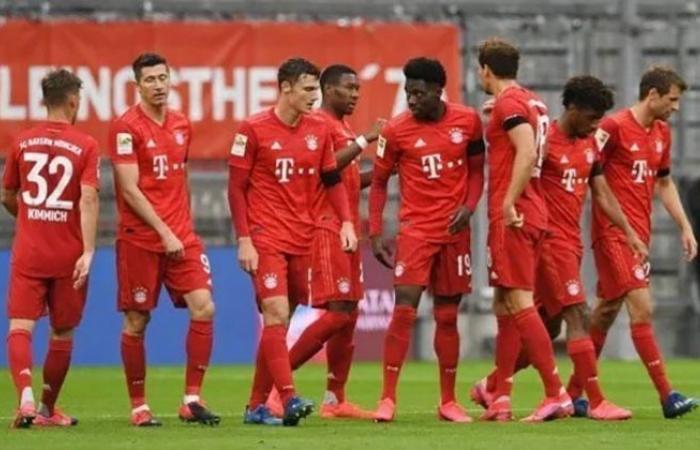 الوفد رياضة - تشكيل بايرن ميونيخ في مواجهة مونشجلادباخ بعد حسم الدوري الألماني موجز نيوز