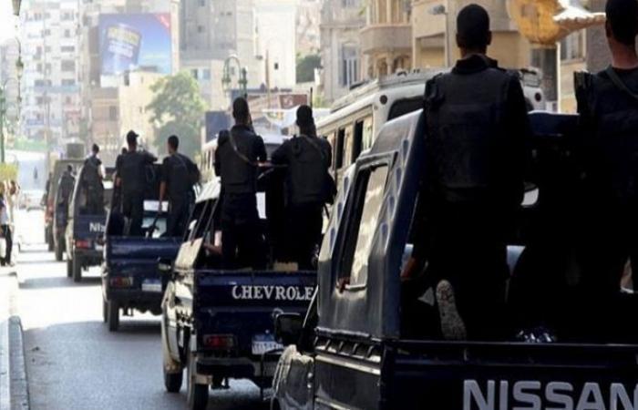 الوفد -الحوادث - حملة أمنية تضبط عدداً من المُتهمين بالبلطجة موجز نيوز