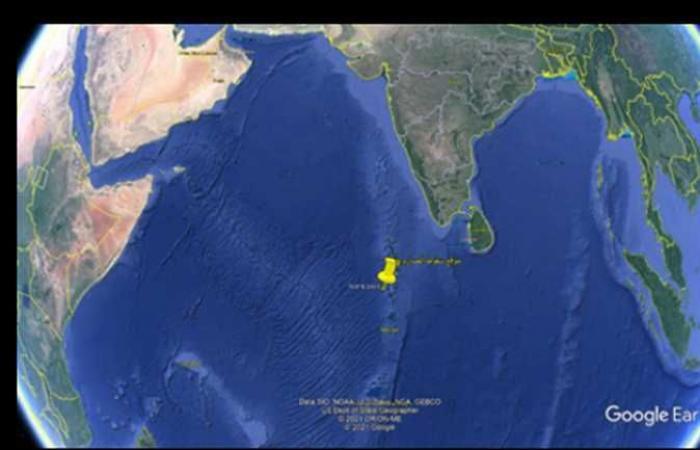 #المصري اليوم -#اخبار العالم - بعد سقوط بقايا الصاروخ الصيني التائه فوقه.. ماذا تعرف عن بحر العرب ؟ موجز نيوز