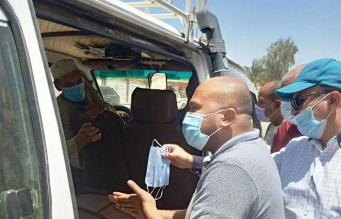المصري اليوم - اخبار مصر- محافظ أسوان: حملات لتطببق إجراءات الدولة لمواجهة كورونا موجز نيوز