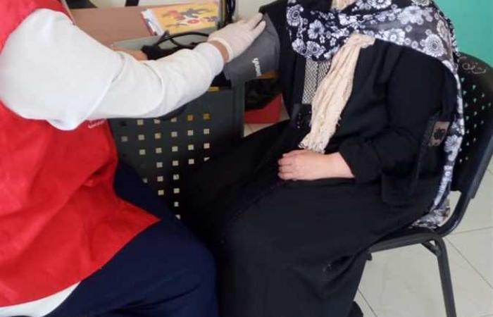 المصري اليوم - اخبار مصر- وكيل صحة الشرقية: قدمنا الخدمة لأكثر من 60 ألف سيدة خلال «مبادرة الرئيس» (صور) موجز نيوز