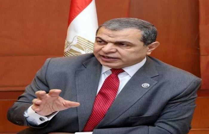 المصري اليوم - اخبار مصر- القوى العاملة تنجح في تحصيل 87 ألف جنيه مستحقات مصري بالرياض  موجز نيوز