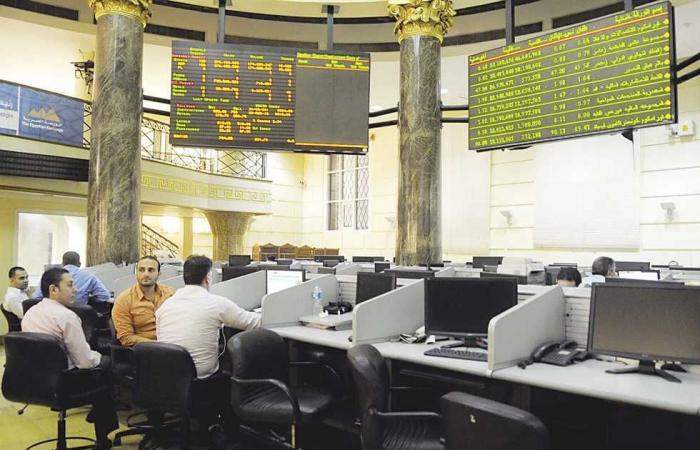 #المصري اليوم - مال - 4.9 مليار جنيه أرباح البورصة في أولى جلسات الأسبوع موجز نيوز