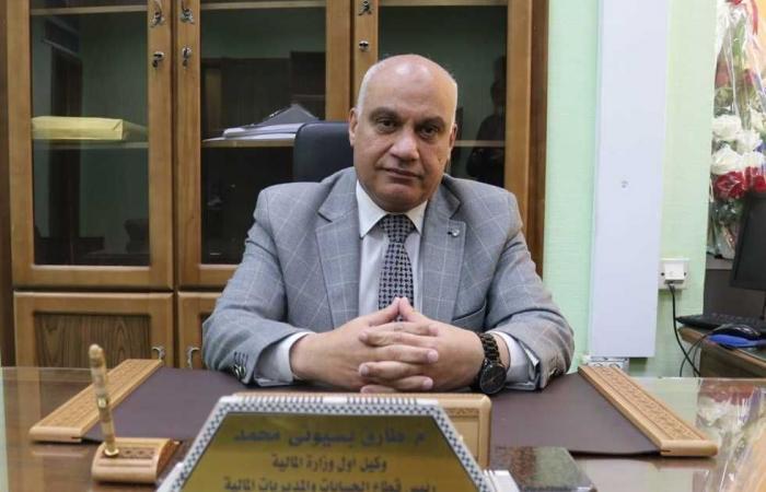 #المصري اليوم - مال - مسؤول بـ«المالية»: قطار تطوير المديريات المالية يصل القليوبية موجز نيوز