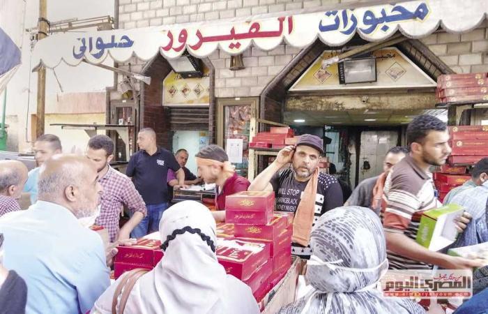 المصري اليوم - اخبار مصر- طوارئ استعدادًا لـ«عيد الفطر».. والصلاة ١٧ دقيقة موجز نيوز