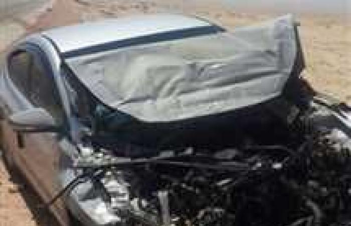 المصري اليوم - اخبار مصر- إصابة 9 أشخاص بينهم 6 سائحين تشيك في انقلاب سيارة بالبحر الأحمر موجز نيوز