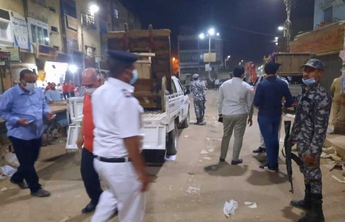 #المصري اليوم -#حوادث - تحرير 4 محاضر للمقاهي بسبب تقديم الشيشة بالأقصر موجز نيوز