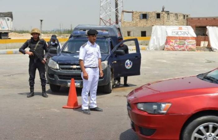 الوفد -الحوادث - ضبط 15 مركبة مخالفة لشروط التراخيص في يوم موجز نيوز
