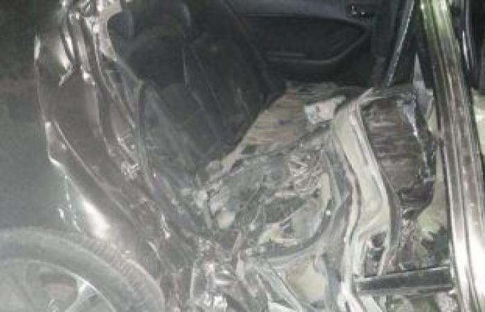 #اليوم السابع - #حوادث - مصرع شخصين وإصابة 4 آخرين فى حادث تصادم بالطريق الدولى في البحيرة