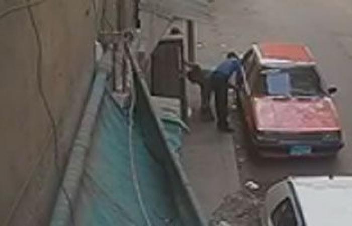 #اليوم السابع - #حوادث - تحقيقات النيابة تؤكد تنفيذ لص سيارات المعادي جرائمه بأسلوب توصيل الأسلاك