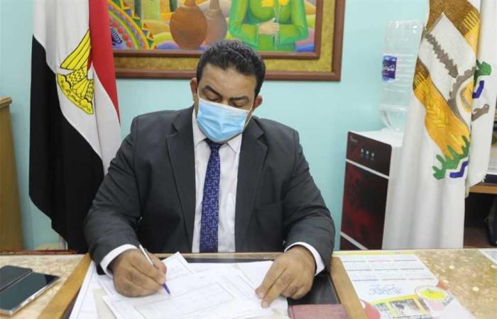 المصري اليوم - اخبار مصر- جمال حسن يتسلم مهام منصبه مديرًا عامًا لـ«تعليم الوادي الجديد» موجز نيوز