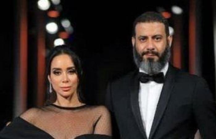 #اليوم السابع - #فن - أجمل صور لأحدث عروسين فى الوسط الفنى محمد فراج وبسنت شوقى