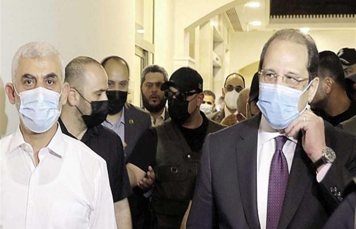 المصري اليوم - اخبار مصر- «عكاشة»: اللواء عباس كامل وضع كافة الأطراف أمام مسؤوليات حقيقية موجز نيوز