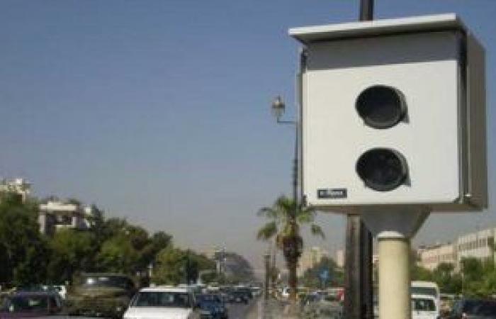 #اليوم السابع - #حوادث - احذر.. رادار المرور تلتقط 1672 سيارة تسير بسرعات جنونية بالطرق السريعة