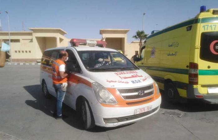 المصري اليوم - اخبار مصر- 29 جريحا فلسطينيا يتلقون العلاج في المستشفيات المصرية موجز نيوز