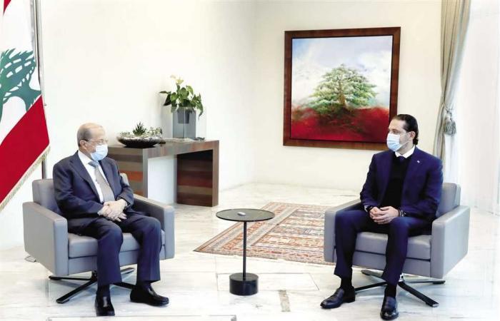 #المصري اليوم -#اخبار العالم - الرئاسة اللبنانية تتهم «الحريرى» بتعطيل تشكيل الحكومة موجز نيوز