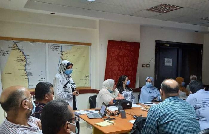 المصري اليوم - اخبار مصر- وكيل صحة أسوان يترأس اجتماع منسقي اللجنة الفرعية للزمالة موجز نيوز