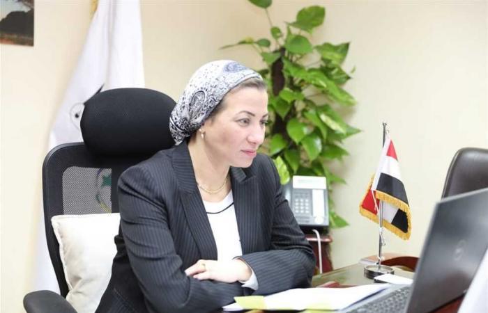 المصري اليوم - اخبار مصر- وزيرة البيئة : ٢٠٢١ عاما حاسما لاستعادة النظام البيئي موجز نيوز