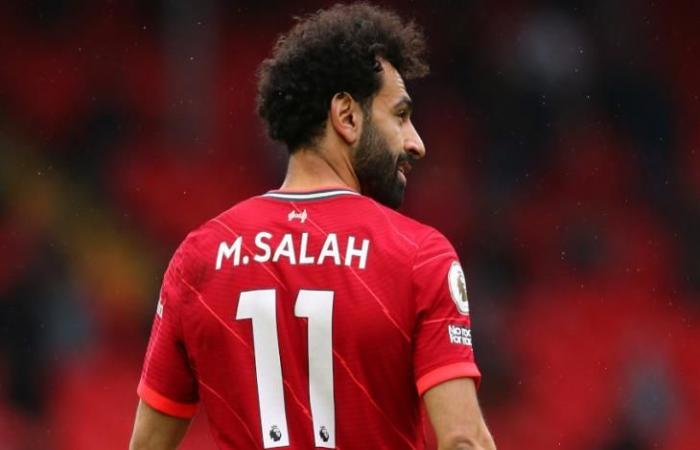 اخبار الرياضة الأحد ليفربول يحتفي بدخول صلاح قائمة الأساطير